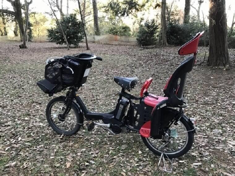 3人乗りができる電動自転車
