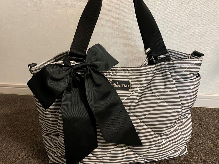 ティアティアのマザーズバッグ「サンタモニカ」
